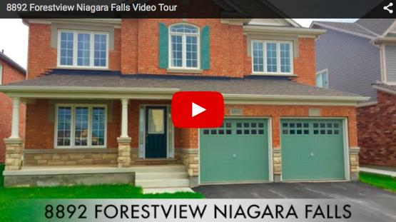 8892 Forestview, Niagara Falls Video Tour