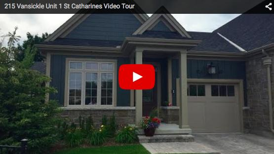 215-1 Vansickle St. Catharines Video Tour