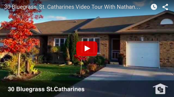 Video Tour- 30 Bluegrass, St. Catharines