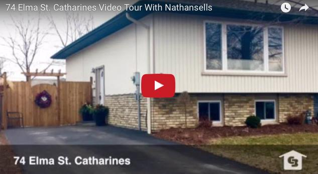Video Tour- 74 Elma St. Catharines