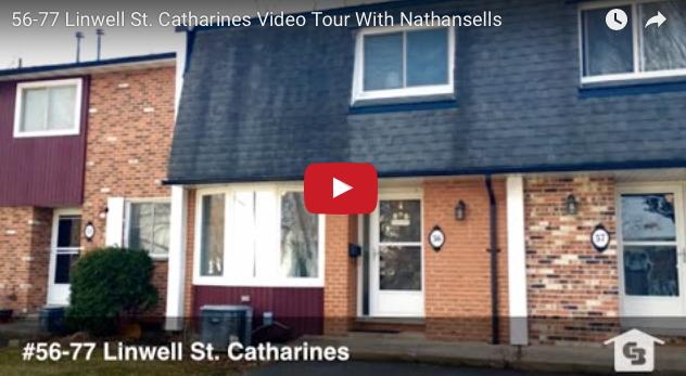 Video Tour- 56-77 Linwell St. Catharines