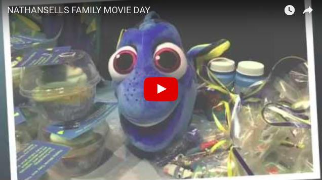 Nathansells Family Movie Day - Finding Dory