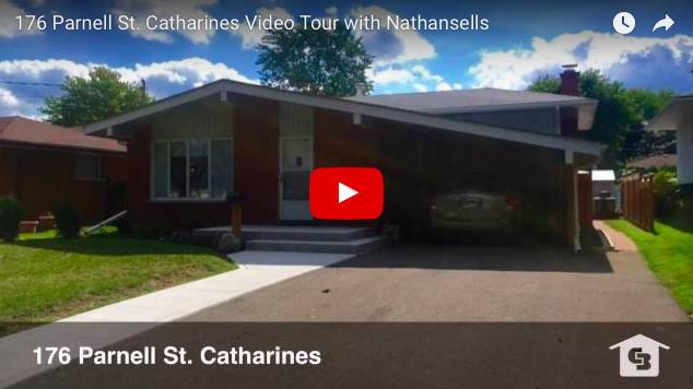 Video Tour- 176 Parnell St. Catharines