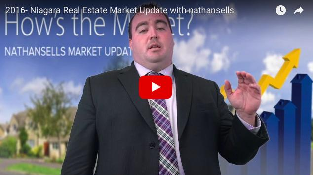 2016 Niagara Real Estate Market Update