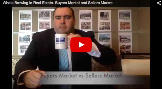 Buyers vs Sellers Market